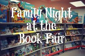 Book Fair Family Night @ Gompers Library